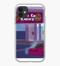 Cobra Kai dojo iPhone Case