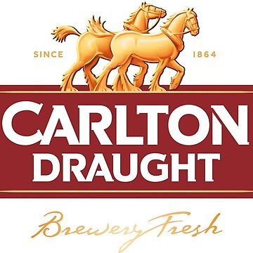 Carlton Draught - Logo by Connorlikepie