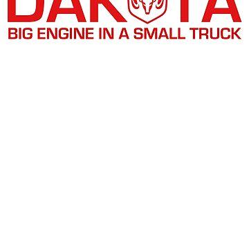 Dakota V8 Truck by benhonda