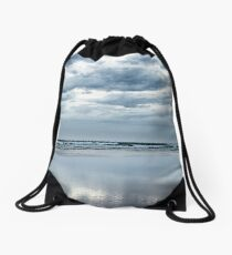 Storm is coming Drawstring Bag