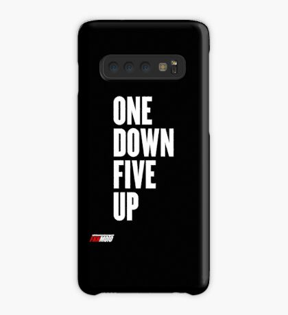 One down five up Case/Skin for Samsung Galaxy