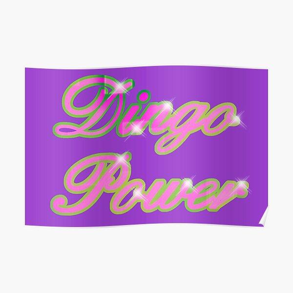 Dingo Power Poster