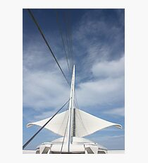 Sail in the Sky Photographic Print