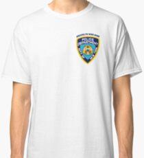 Camiseta clásica Insignia NYPD de Brooklyn Nine-Nine