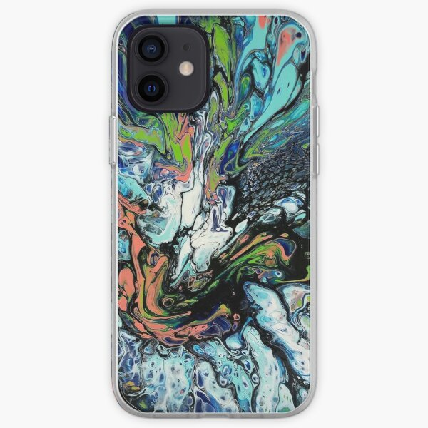 Down the Chasm iPhone Soft Case