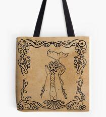 Mermaid Tarot: The Star Tote Bag