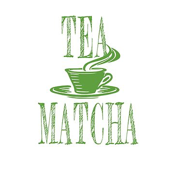 Matcha green tea  by jhussar