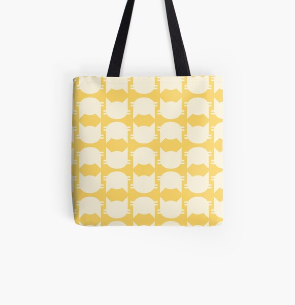 Kitty Cat Pattern! All Over Print Tote Bag