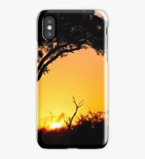 African Sunrise  iPhone Case/Skin