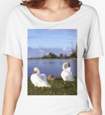 Family gathering. Women's Relaxed Fit T-Shirt