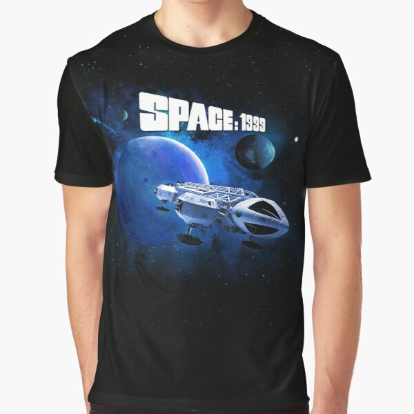 SPACE 1999 EAGLE MODEL 1 Graphic T-Shirt