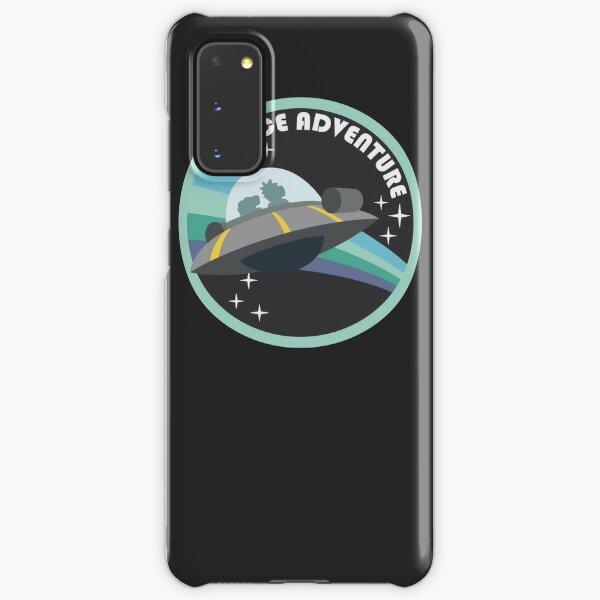 Space Adventure (Rick & Morty) Samsung Galaxy Snap Case