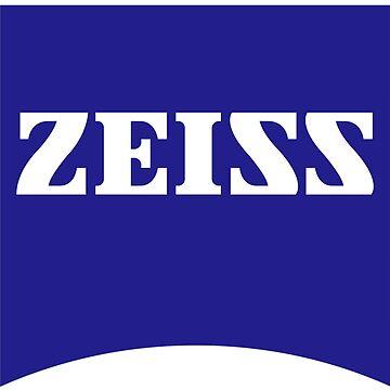 Vintage  Zebra Zeiss Glass Purple Coating by Deadscan