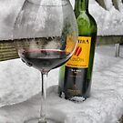 Wine In The Snow by Sharon A. Henson