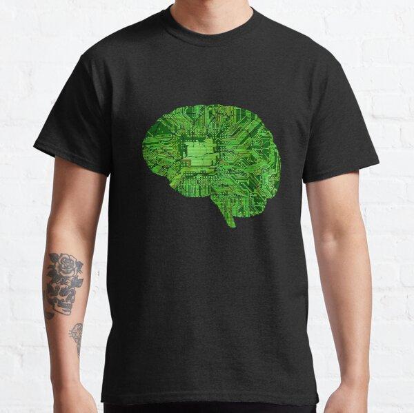 Brain In A Jar Classic T-Shirt