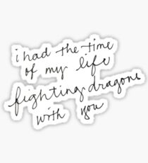 Long Live - Taylor Swift Sticker