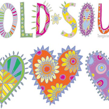 BOLD SOUL by TangerineMeg