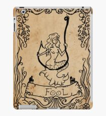 Mermaid Tarot: The Fool iPad Case/Skin