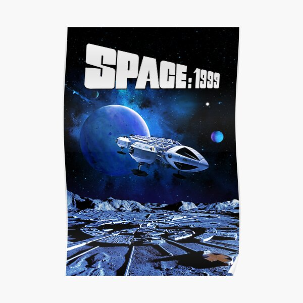 SPACE 1999 EAGLE MODEL 1 Poster