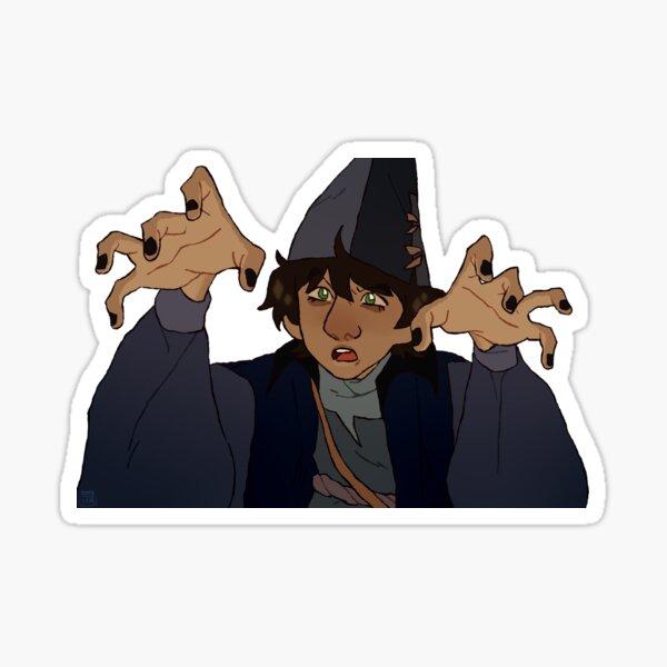 Schmendrick the Magician Sticker