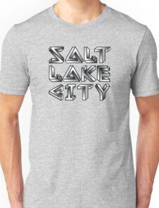 SLC GEOMETRY Unisex T-Shirt