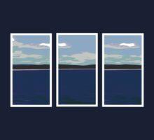 Ocean View - Triptych