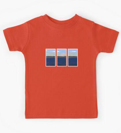 Ocean View - Triptych Kids Clothes