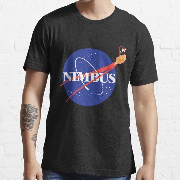 Dragon Ball - Nimbus NASA Goku Space Camiseta esencial