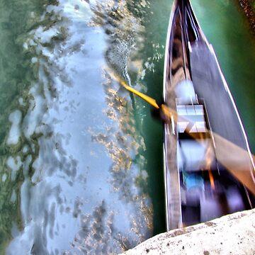 under the bridge of Venice by incant
