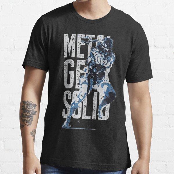 METAL GEAR Essential T-Shirt