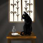 Window light by BATKEI