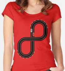 Slots Women's Fitted Scoop T-Shirt