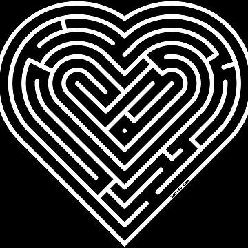 Labyrinth Heart by Zoo-co