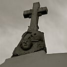 Mykanos Cross by Peter Bellamy