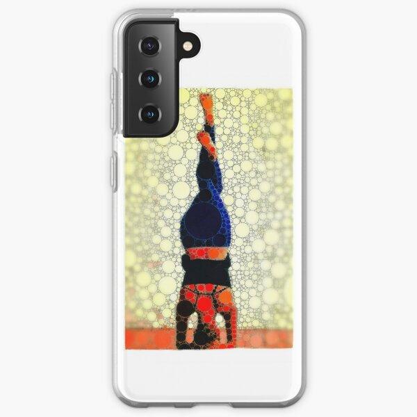Yoga art 1 Samsung Galaxy Soft Case