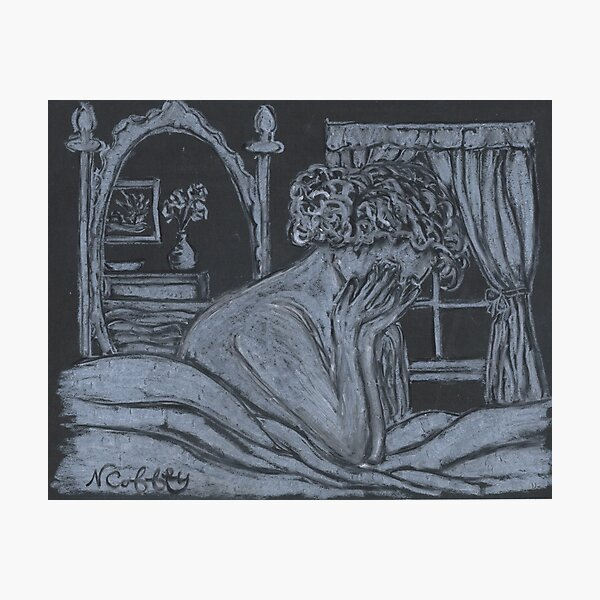 WEEPING WOMEN  Photographic Print