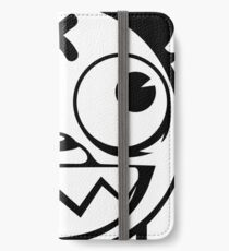 Stady One BIGxFACE iPhone Flip-Case/Hülle/Klebefolie