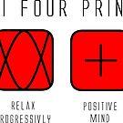 Four Principles to Live by by ozkokikai