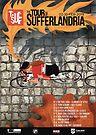 Tour of Sufferlandria 2019 Poster - Female Rider by GvA The Sufferfest