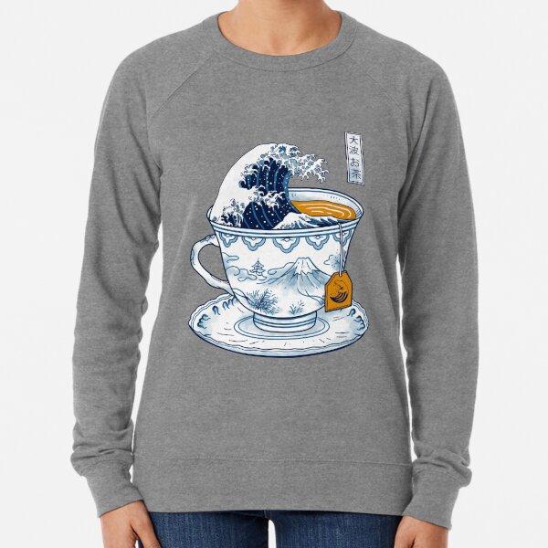 The Great Kanagawa Tea Lightweight Sweatshirt