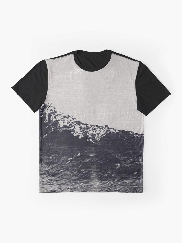 Alternative Ansicht von AQUA / 2 Grafik T-Shirt