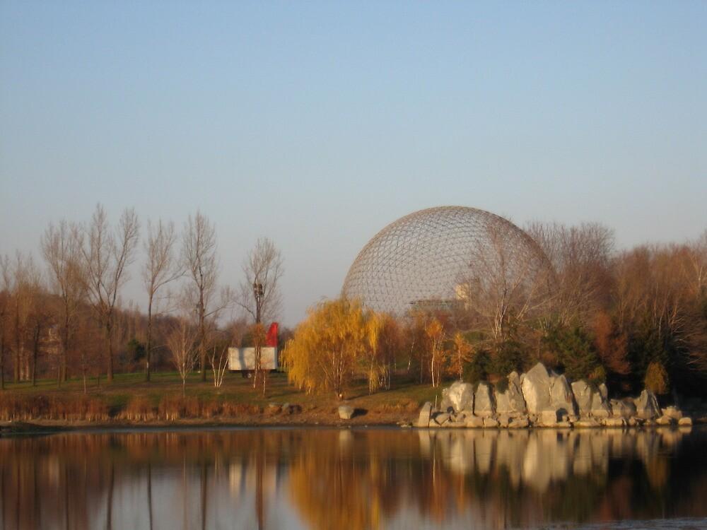 Biosphere by AJ Belongia