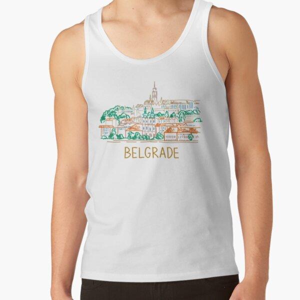Teechopchop Chicago City Skyline,Cityscape,Illinois Home State Pride,Dra Tank Top