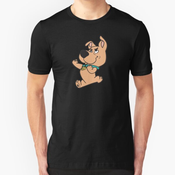Scrappy Doo Slim Fit T-Shirt