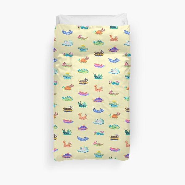 Sea slug Duvet Cover