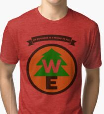 Wilderness Explorer Tri-blend T-Shirt