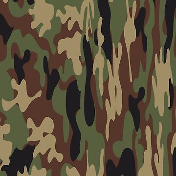 Camouflage pattern by Melcu