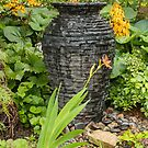 Sunnylea Garden Focal Point by Marilyn Cornwell