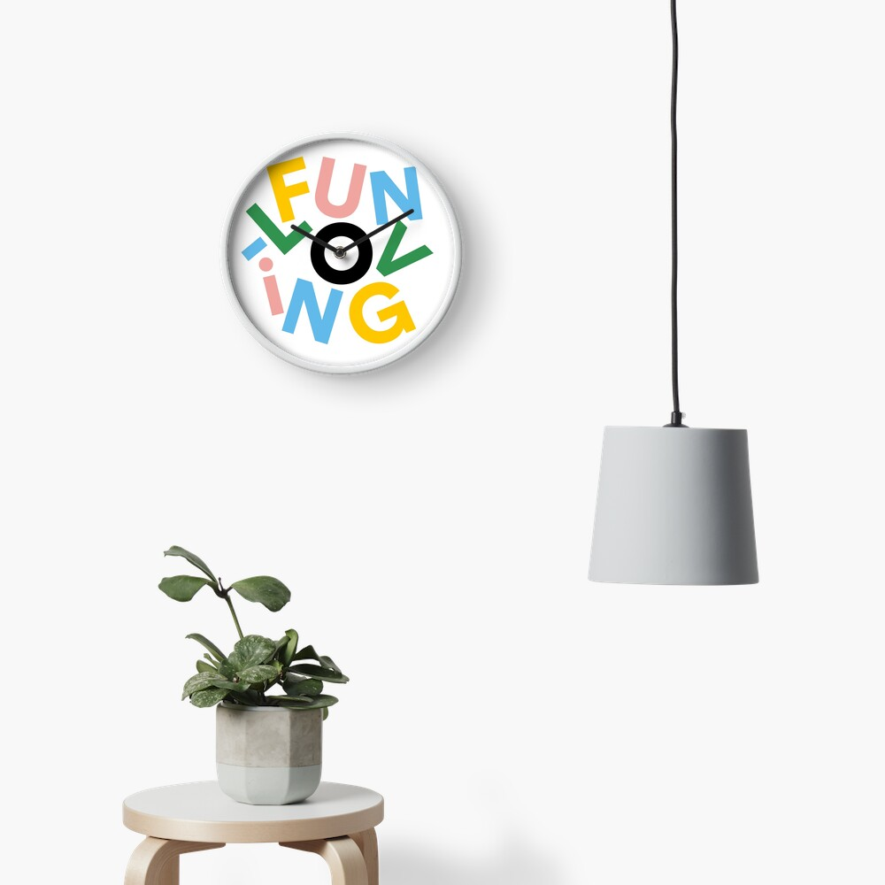 have a giggle Clock