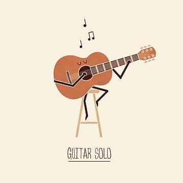 Guitar Solo by theodorezirinis